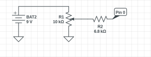 Data Logger circuit